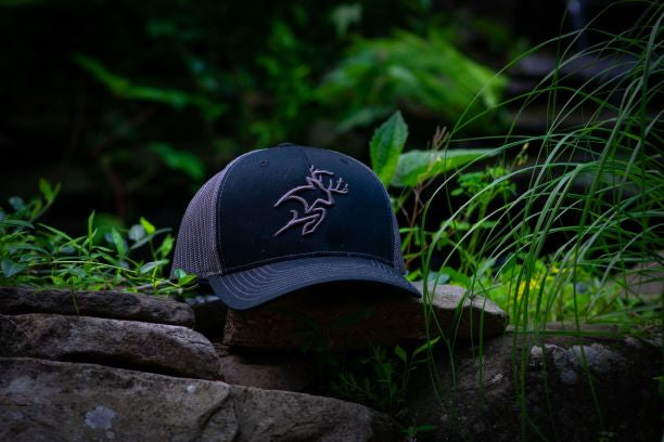 Classic Buck Logo Trucker Hat (multiple colors available)