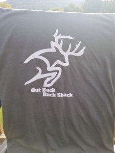 White Buck Logo Made in the USA Lieutenant Green