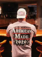 American Made 2020 T-shirt (Slate Gray)