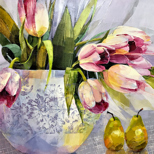 Tulips and Pears