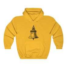 Load image into Gallery viewer, BELL & PLEDGE HOODED SWEATSHIRT (LIGHT COLORS)