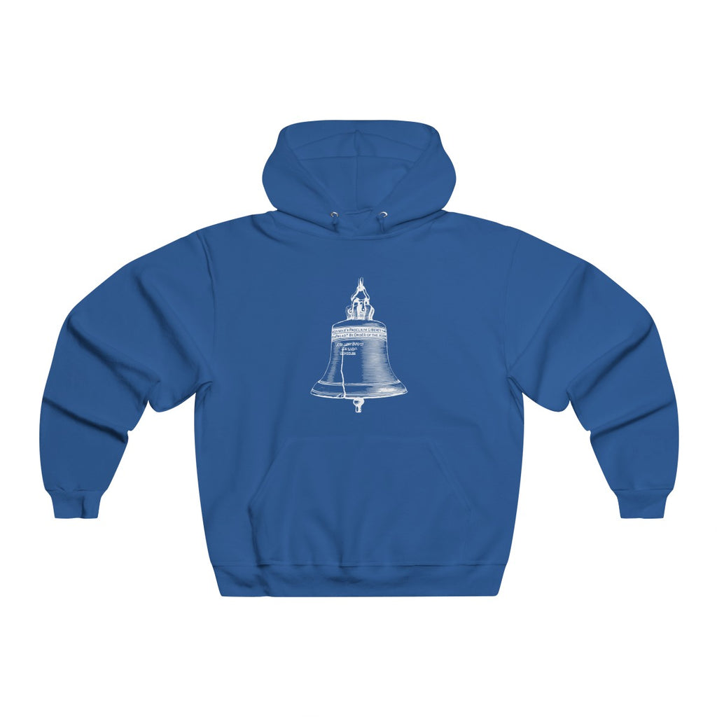 MEN'S BELL & PLEDGE [NUBLEND®] HOODED SWEATSHIRT