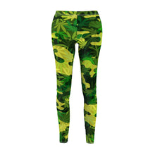 Load image into Gallery viewer, CANNA-CAMO: Women's Casual Leggings