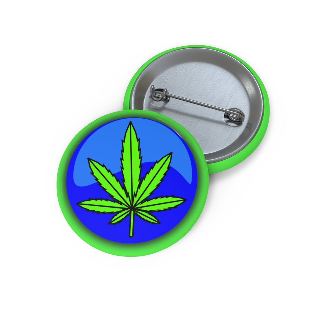CANNALEAF- Pin Button