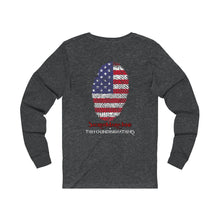 Load image into Gallery viewer, Farmers of America- Jersey Long Sleeve Tee