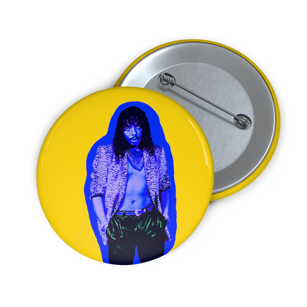 RICK JAMES #MakeAmericaFunkAgain 2: Pin Button