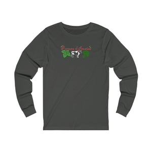 Farmers of America- Jersey Long Sleeve Tee