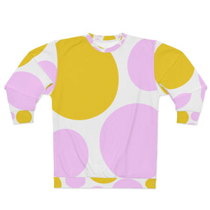 NEW! 70's PASTEL CIRCLES- Comfy Sweatshirt