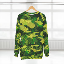 Load image into Gallery viewer, YELLOW CANNA-FLOUGE! SWEATSHIRT