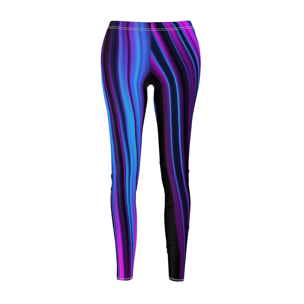 NEW! NEON RACER- Women's Leggings