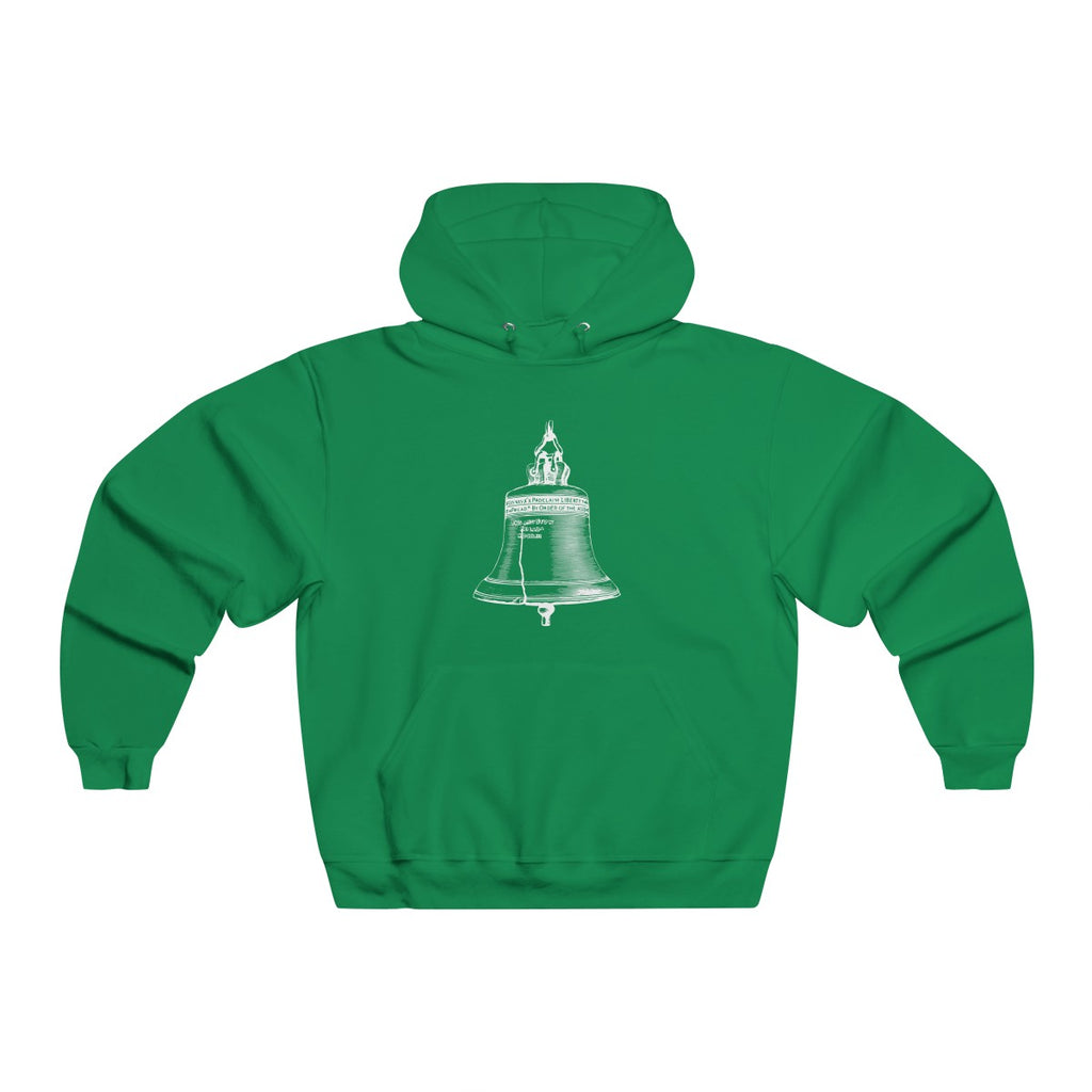MEN'S BELL & PLEDGE HOODED SWEATSHIRT