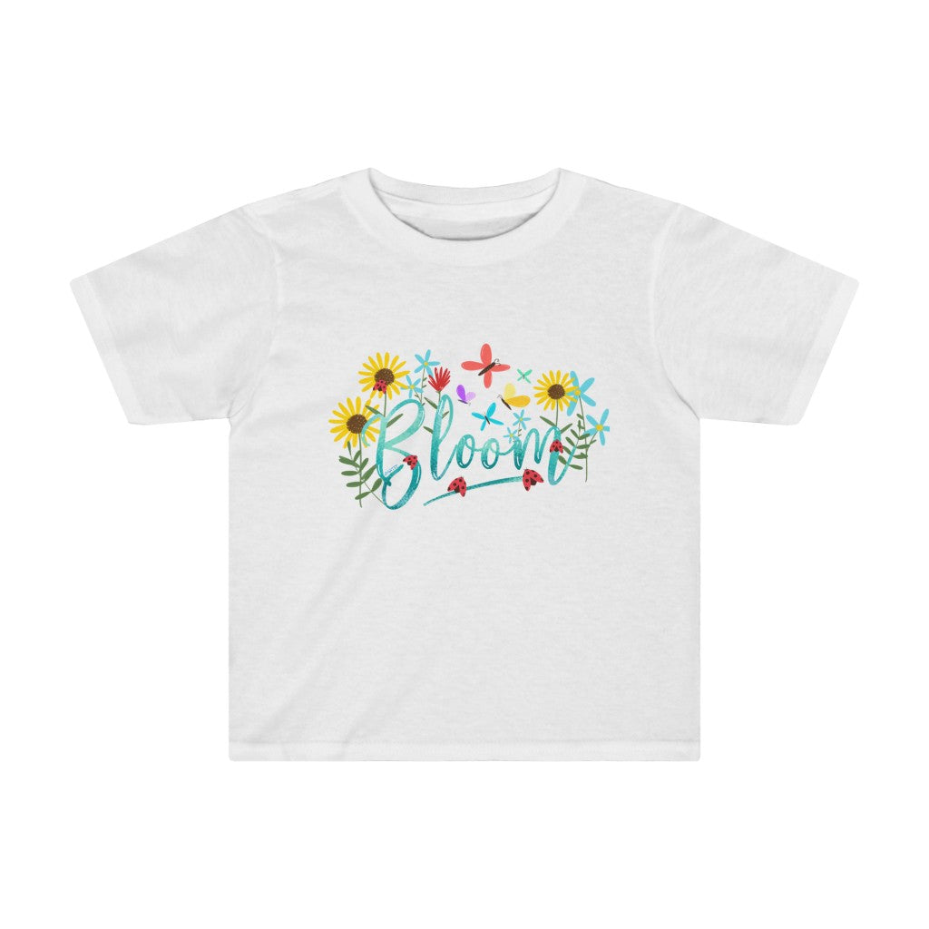 NEW! Spring 'Bloom'- Toddler Tee