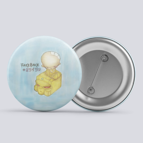Pin-Back Buttons - tou tou touchwood