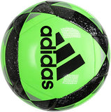 adidas Starlancer V Soccer Ball, Dark Green, Size 3