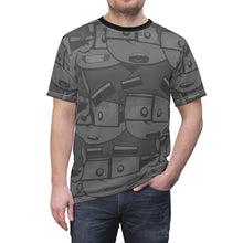 Load image into Gallery viewer, JewToons Monochrome Tee