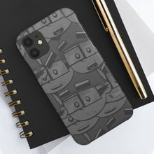 Load image into Gallery viewer, JewToons Phone Case! (Monochrome)