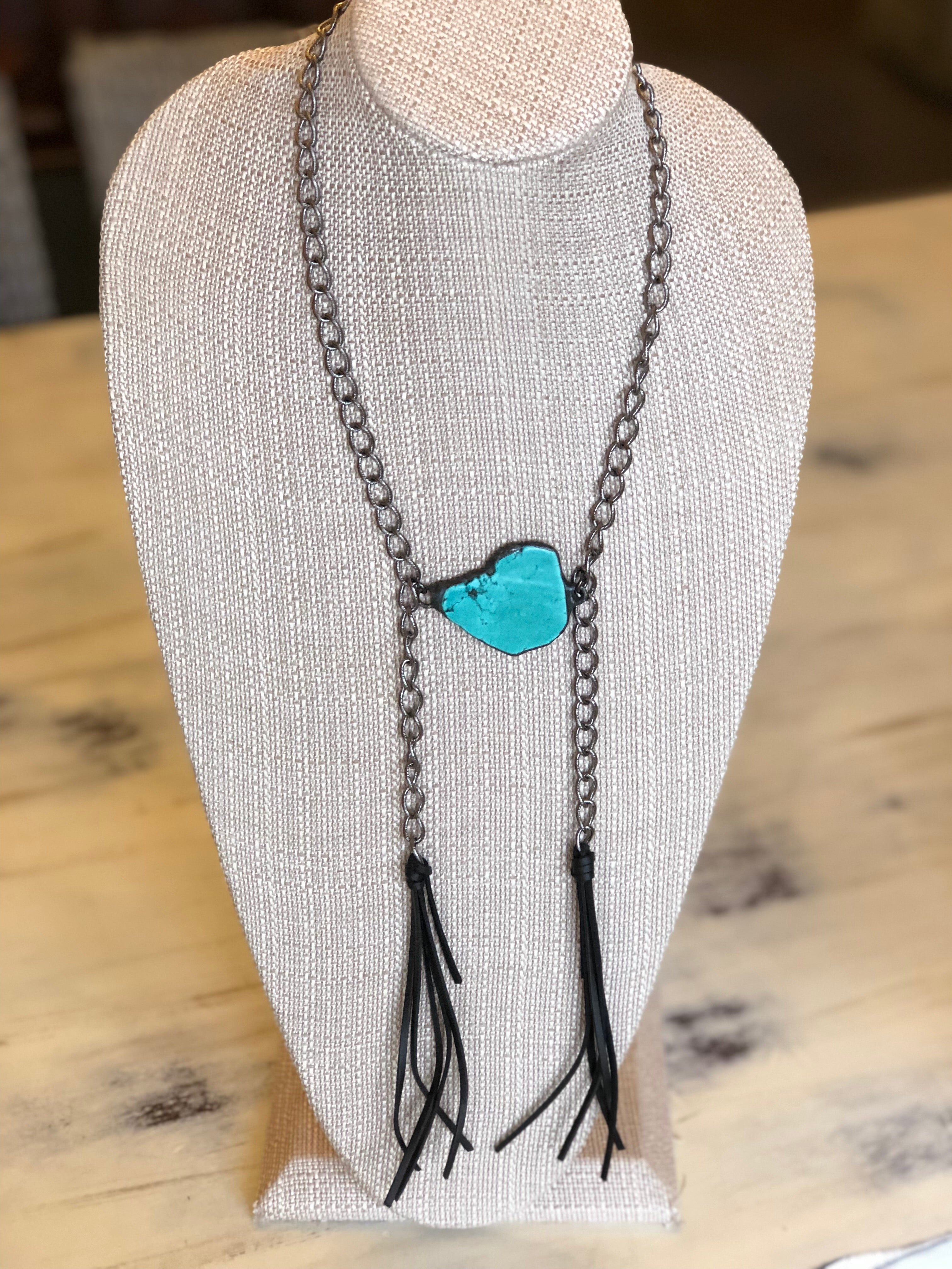 The Santa Monica necklace