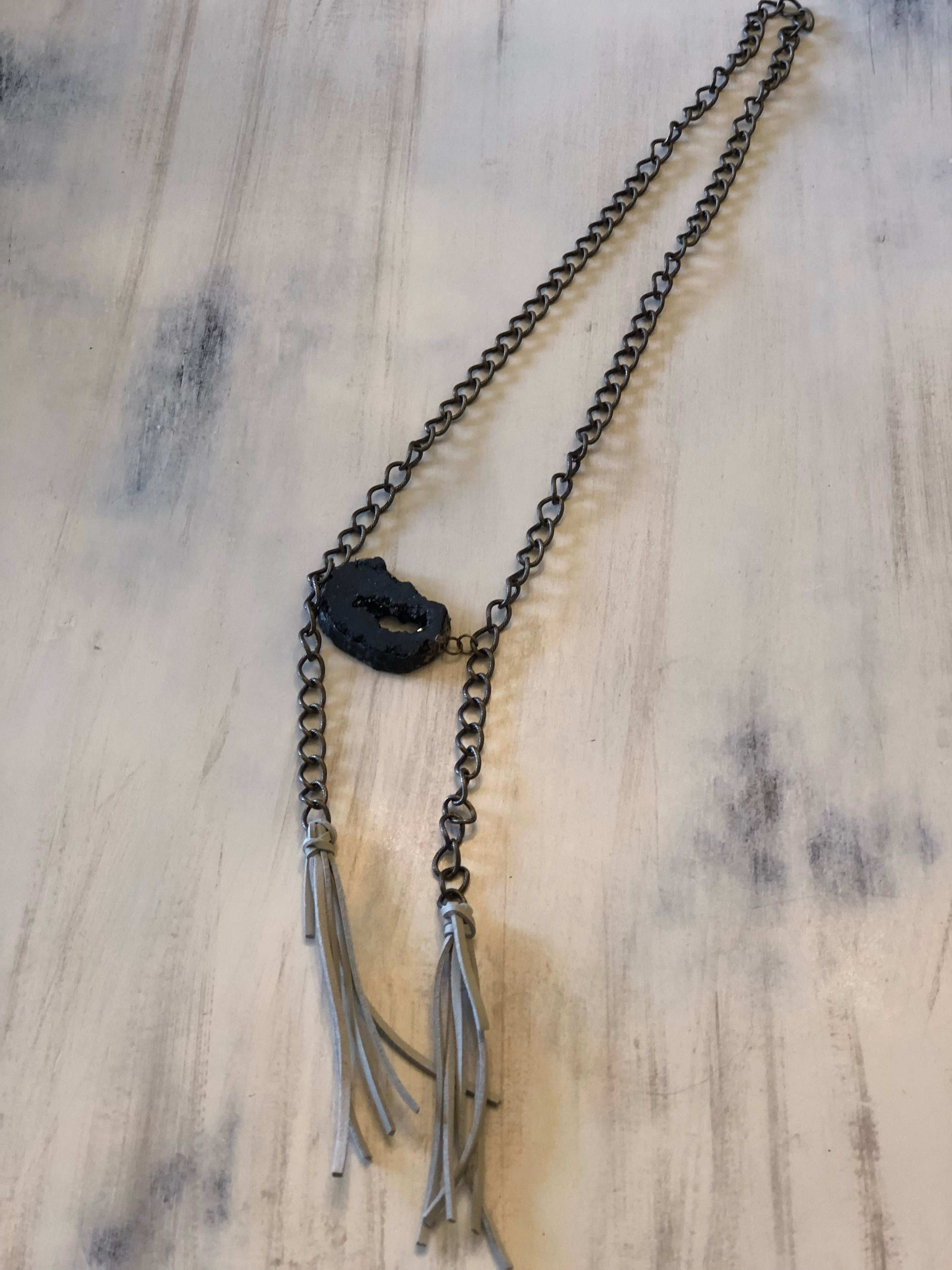 The Long Beach necklace