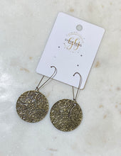 The Theba earrings