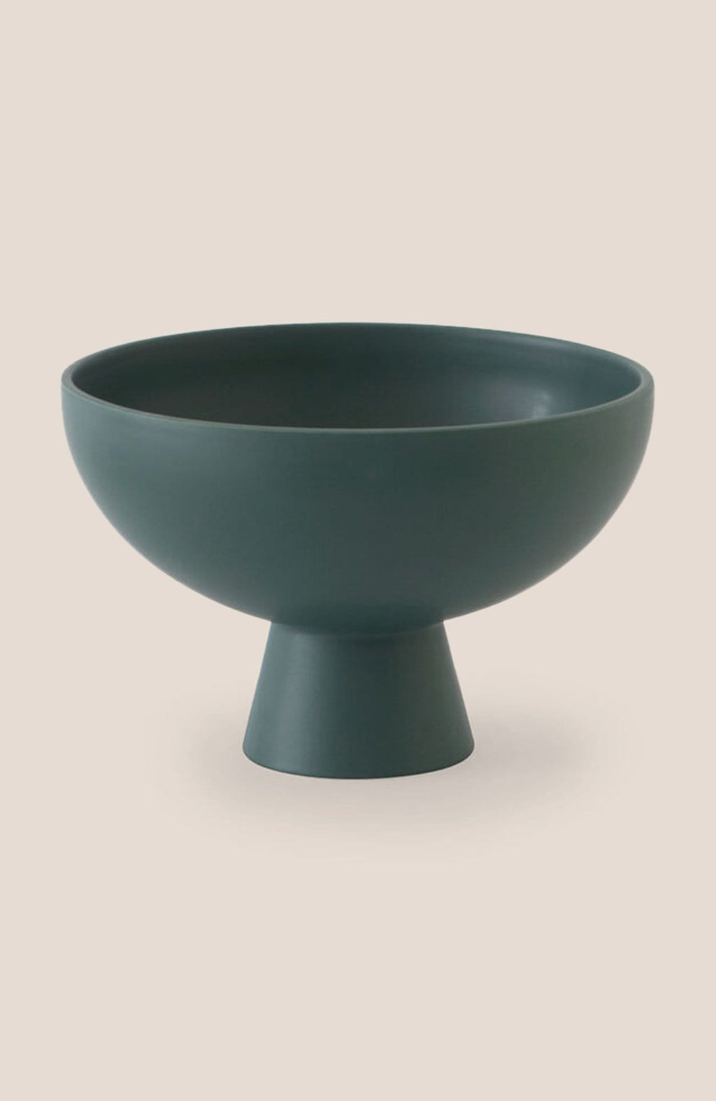 "Raawii Strøm Bowl - Green Gables 6h x 8.7""diam - Home Decor 