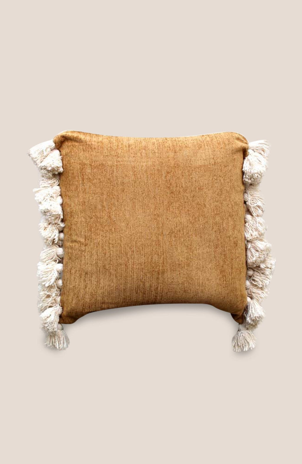 Pompon Pillow Cover Eva - Home Decor | Shop Baskets, Ceramics, Pillows, Rugs & Wall Hangs online