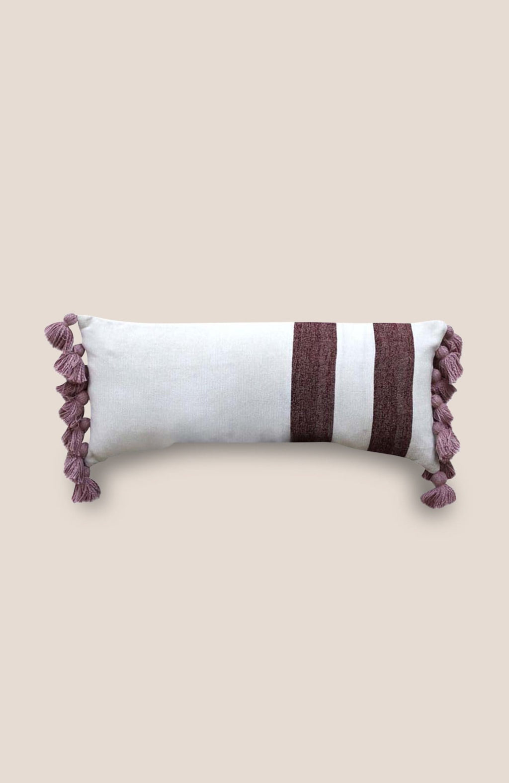 Pompon Pillow Cover Kia - Home Decor | Shop Baskets, Ceramics, Pillows, Rugs & Wall Hangs online