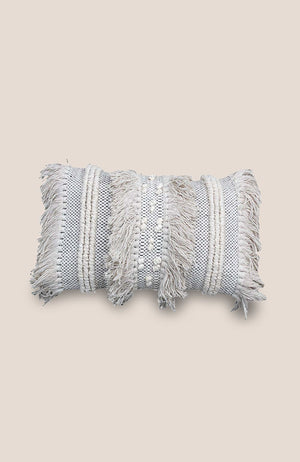 Fringe Pillow Cover Siri - Home Decor | Shop Baskets, Ceramics, Pillows, Rugs & Wall Hangs online