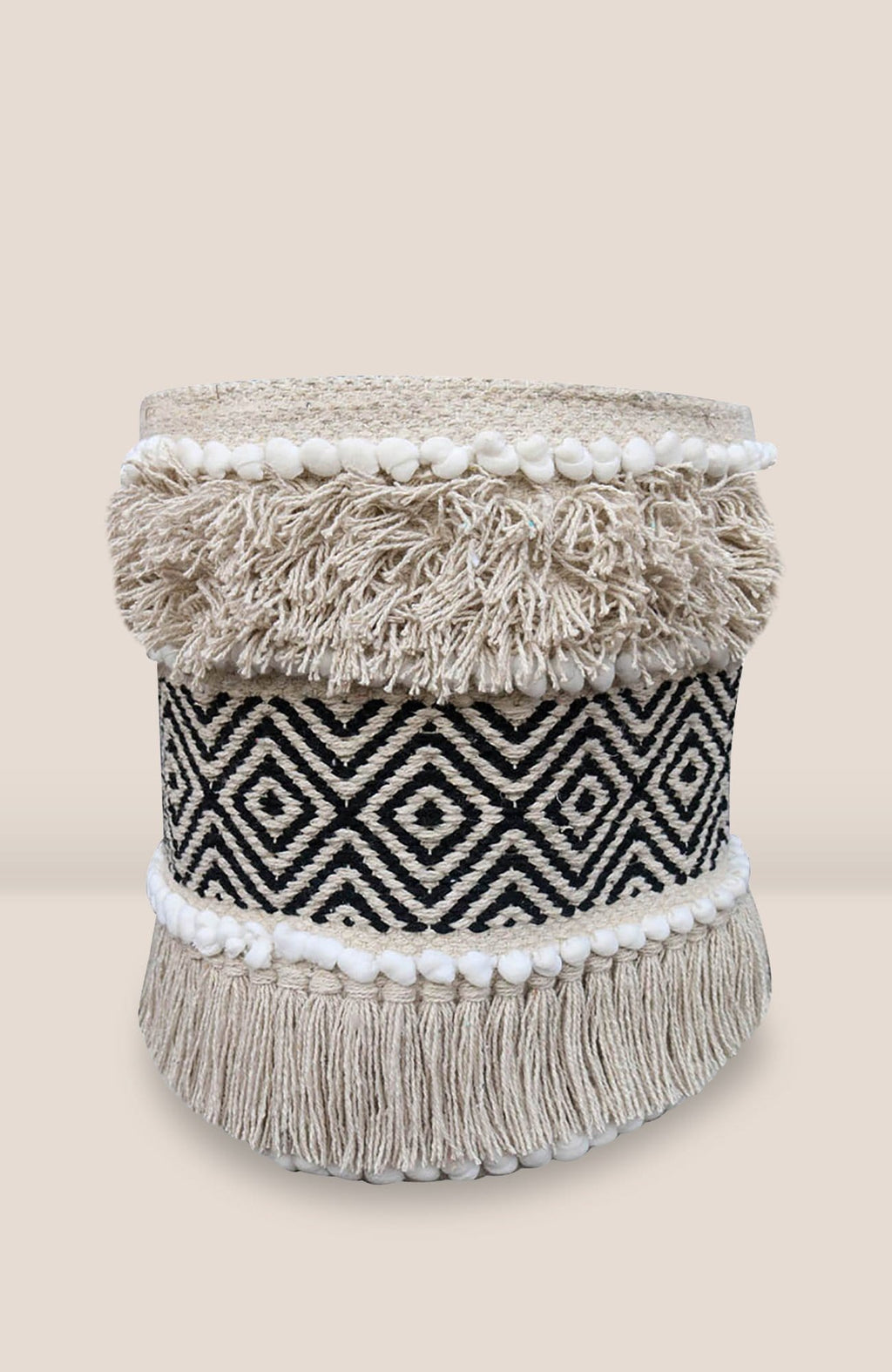 Woven Basket Bell - Home Decor | Shop Baskets, Ceramics, Pillows, Rugs & Wall Hangs online