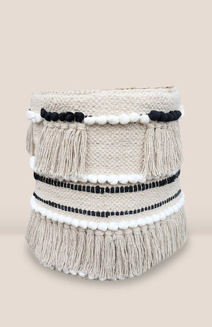Wooven Basket Ros - Home Decor | Shop Baskets, Ceramics, Pillows, Rugs & Wall Hangs online