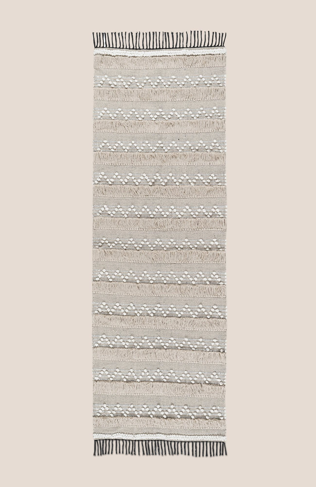 Tassel Boho Runner Rug - Ember - Home Decor | Shop Baskets, Ceramics, Pillows, Rugs & Wall Hangs online