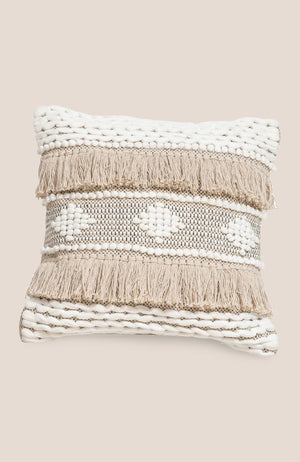 Tassel Pillow Cover - Markle - Home Decor | Shop Baskets, Ceramics, Pillows, Rugs & Wall Hangs online