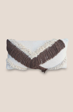 Pillow Cover Lash Brown - Home Decor | Shop Baskets, Ceramics, Pillows, Rugs & Wall Hangs online