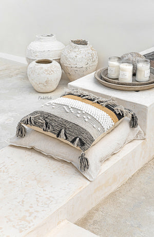 Pillow Cover Vera - Home Decor | Shop Baskets, Ceramics, Pillows, Rugs & Wall Hangs online