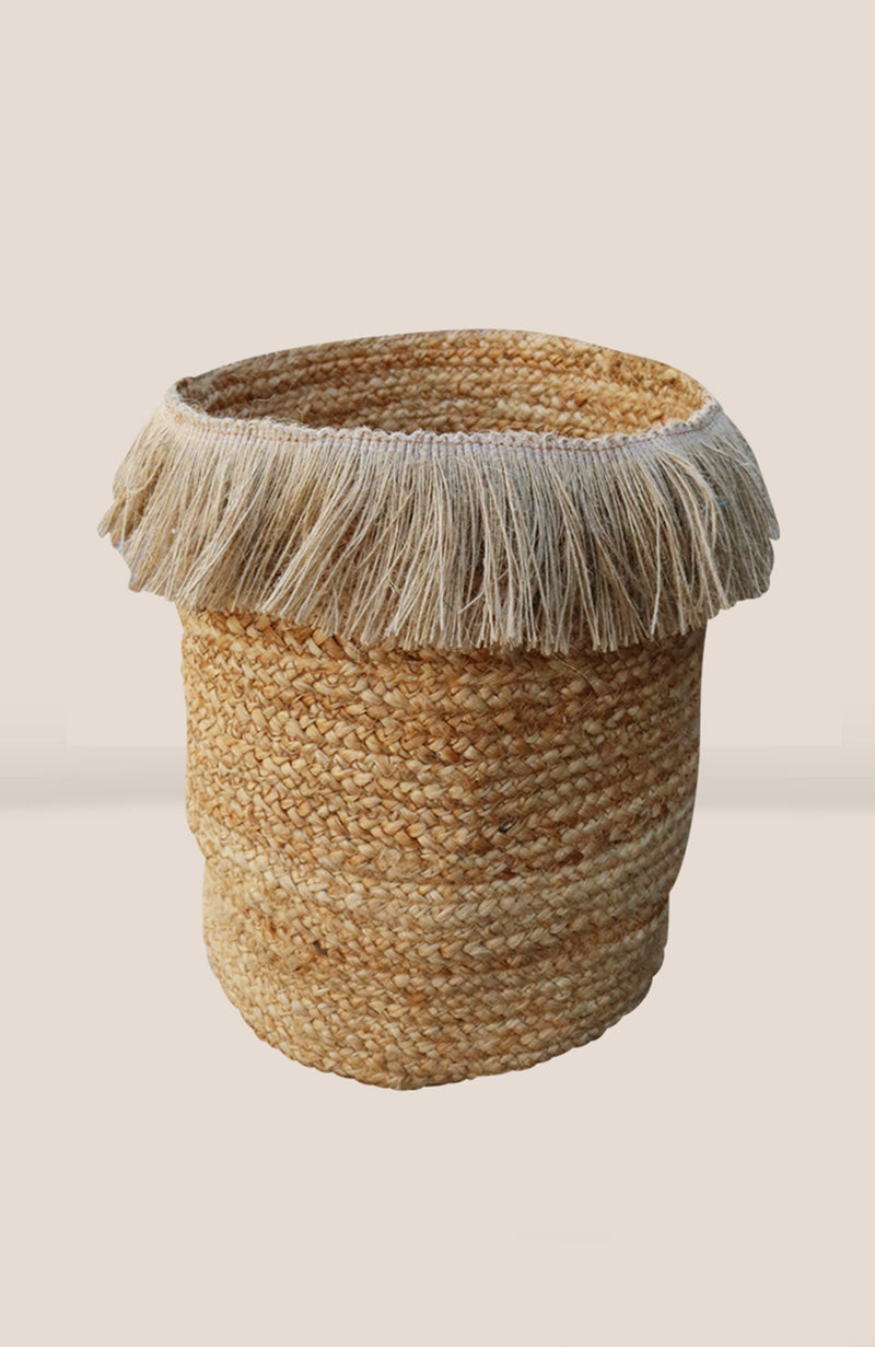Jute Basket Havana - Home Decor | Shop Baskets, Ceramics, Pillows, Rugs & Wall Hangs online