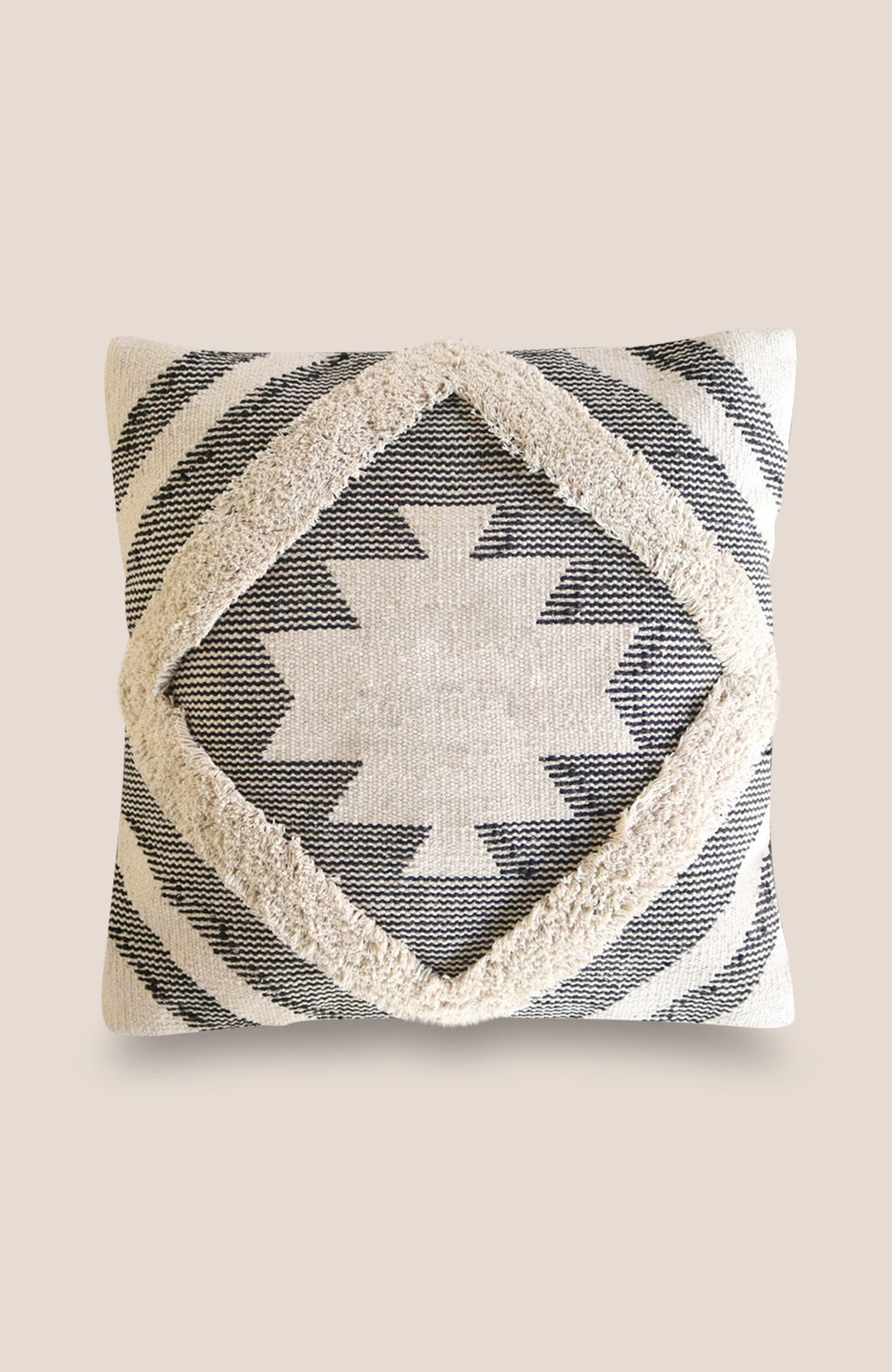 Pillow Cover Lara - Home Decor | Shop Baskets, Ceramics, Pillows, Rugs & Wall Hangs online