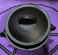 "Load image into Gallery viewer, 4.5"" Triple Aspect Cauldron"