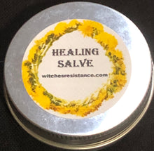 Load image into Gallery viewer, Dandelion Healing Salve 1 ounce