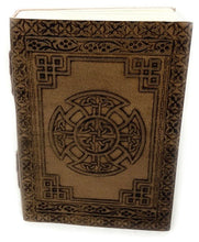 Load image into Gallery viewer, Celtic Cross Blank Journal