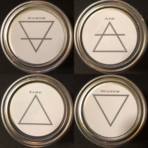 Elemental Candle Set