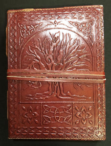 "Tree of Life Blank Book 5""x7"""