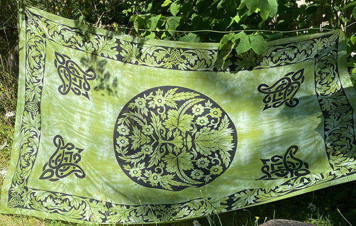 Greenman Tapestry