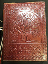 "Load image into Gallery viewer, Tree of Life Blank Book 5""x7"""