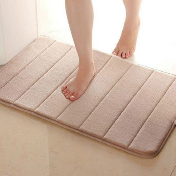 Bathroom Absorbent Non-slip Bath Mats