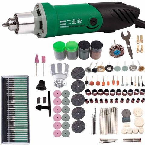 30000 RPM 480W Electric Drill Dremel Style Mini Engraver