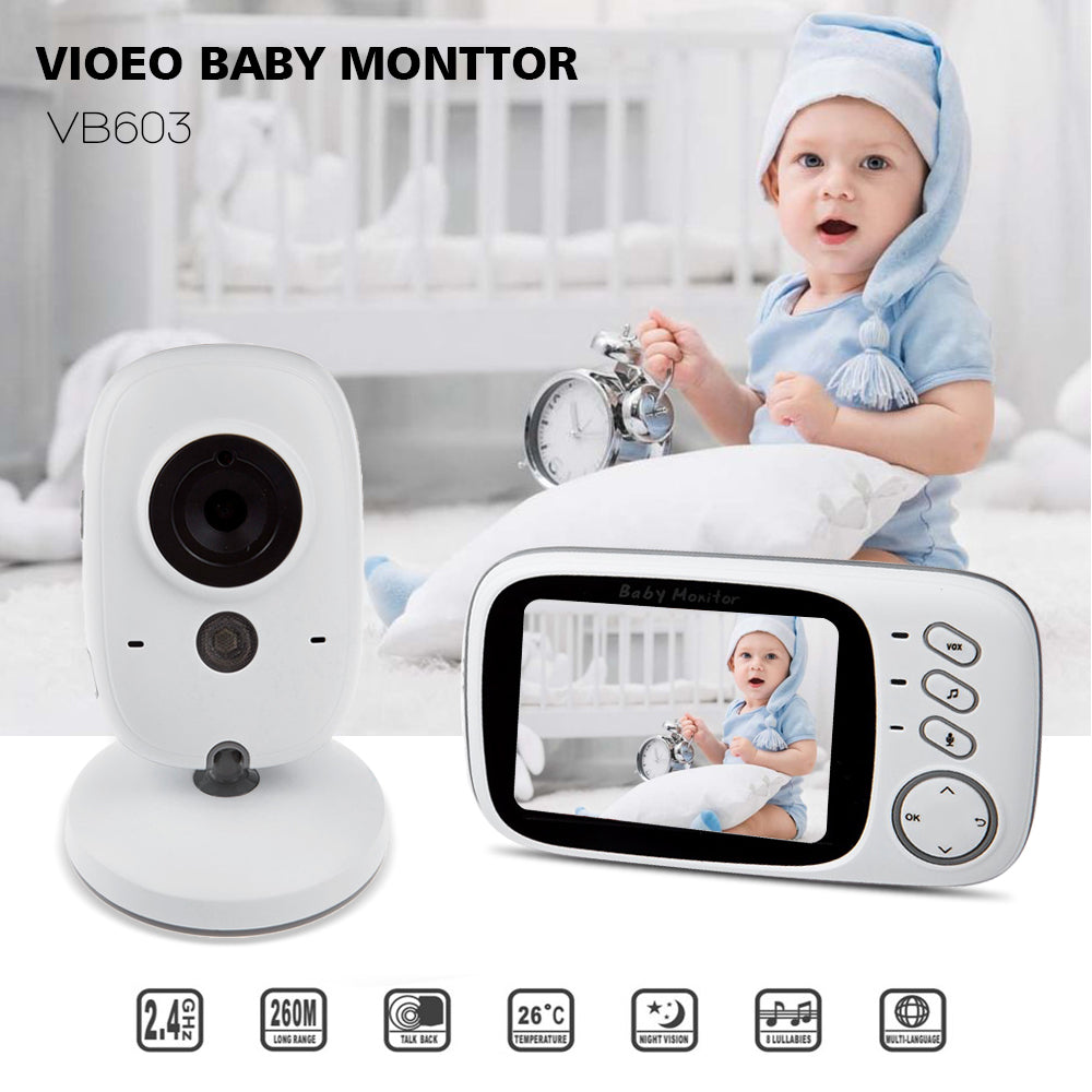 Baby Sleeping Camera Monitor