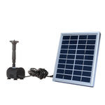Brushless DC Solar Power Fountain Pool Water Pump