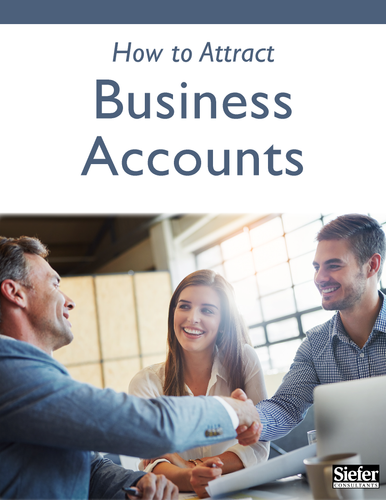 How to Attract Business Accounts