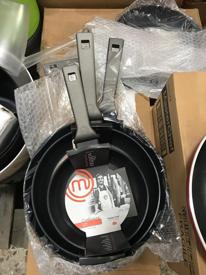 3-pieces fry pan