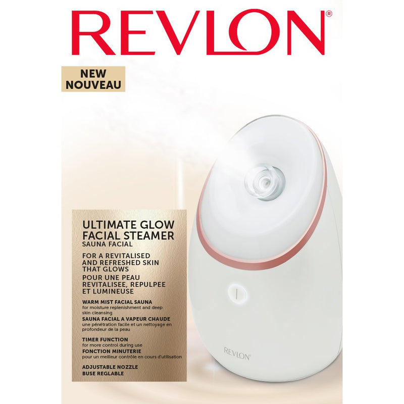 Ultimate Glow Facial Steamer