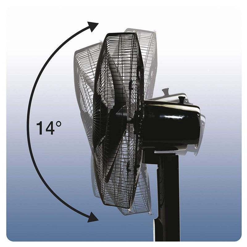 Rotating Floor Fan